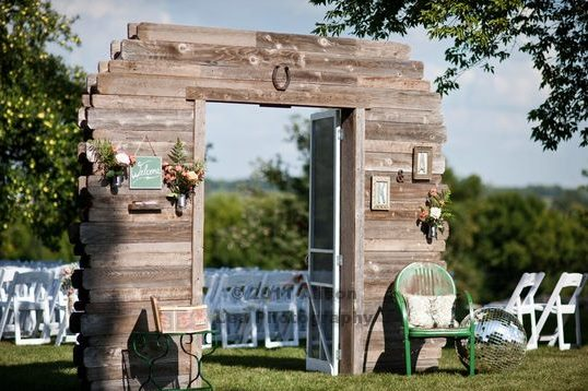 FOR SALE!  Authentic Walk through Barn with Swing Doors - Themed Rentals - Unique Barn backdrop ideas