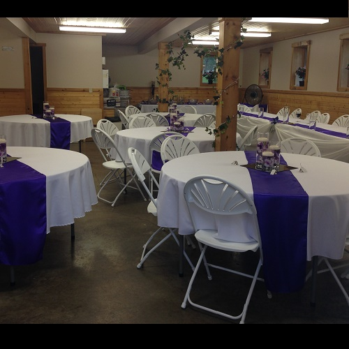 Linen Rentals - Events & Themes - Linen Rental
