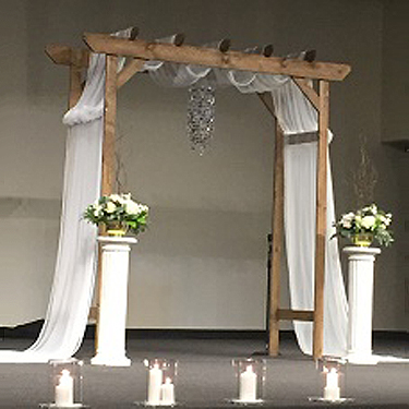 Arbor Decor Idea - Idea Gallery - Wedding Arbor Decoration