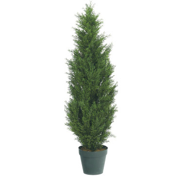 Arborvitae 4' - Artificial Trees & Floor Plants - artificial arborvitae trees for rent