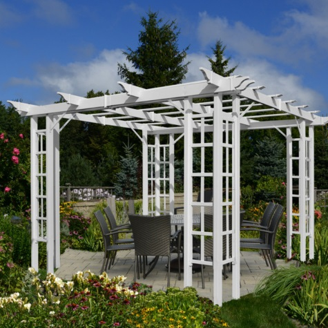 Pergola Trellis  - Events & Themes