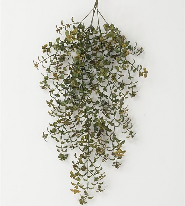 Boxwood Hanging Bush - Artificial floral - Boxwood hanging vine artificial
