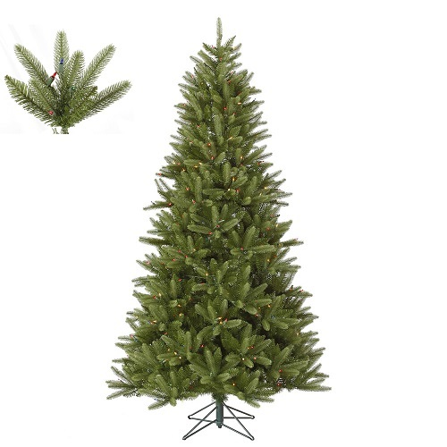 Bradford Pine 8.5' CLOSEOUT! - Artificial Trees & Floor Plants - CLOSEOUT 8.5 foot Artificial Christmas Tree