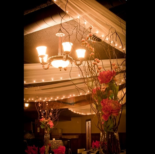 Real Curly Willow Branches - Artificial floral - curly willow rental