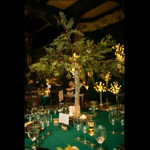 Create Miniature Trees - Idea Gallery - large artificial greenery stems