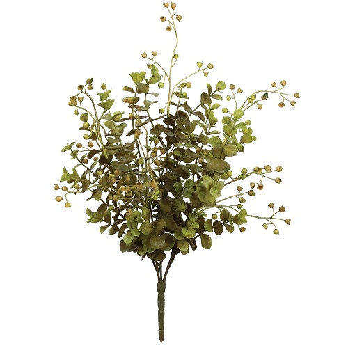 Eucalyptus Bush Stem - Artificial floral - plastic wonderful Eucalyptus plant for sale
