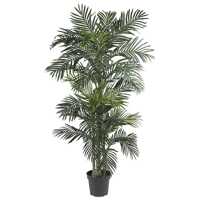 Golden Cane Palm Tree - Artificial Trees - lifelike palm trees for sale