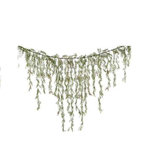 Seaweed Garland - Themed Rentals - artificial seaweed garland for rent