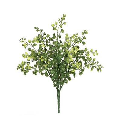 Maidenhair Fern Bush  - Themed Rentals - artificial maidenhair fern spray