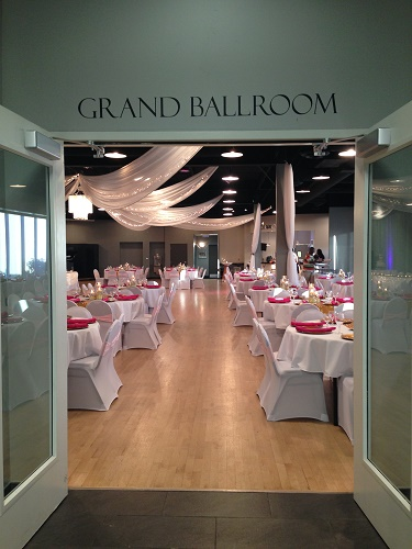 Midpointe Event Center Testimony for Designs by Lisa event supplier