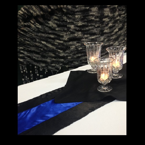 New Years Eve Centerpiece Decor - Idea Gallery - Black Tie Affair centerpiece idea