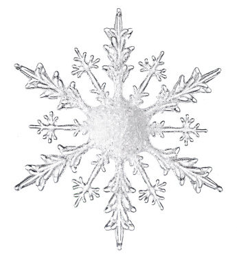Large Snowflake - Themed Rentals - Bulk purchase acrylic snowflakes assorted