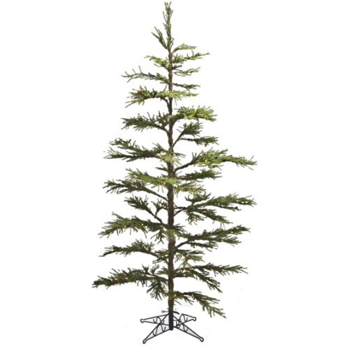 Pistol Pine 7' - Artificial Trees & Floor Plants - 7 foot Charlie Brown Artificial Christmas Tree