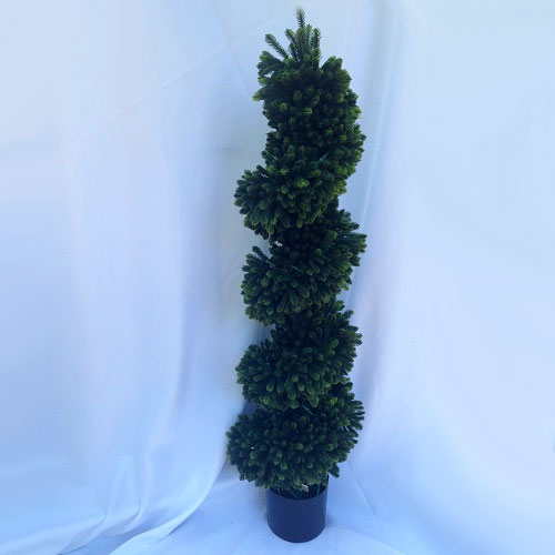 Spiral Topiary 4' - Artificial Trees - topiary trees for rent