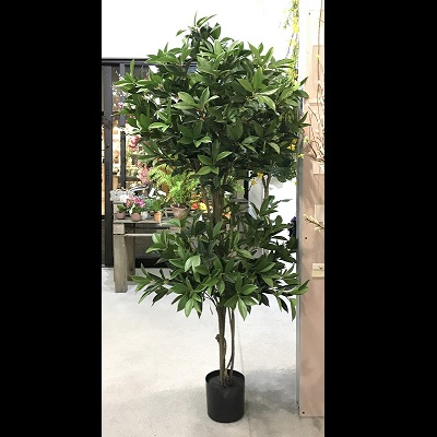Shikibu Double Topiary 5' - Artificial Trees - Most gorgeous executive topiary tree 5 foot
