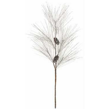 Long Needle Branch - Large - Artificial floral - artificial Christmas branches