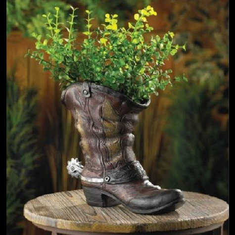 Cowboy Boot Centerpiece - Centerpieces & Columns - Cowboy boot centerpiece base