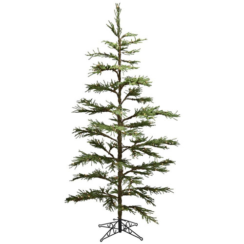 Northwoods Charlie Brown Tree 7' - Artificial Trees & Floor Plants - Northwoods Pine Tree