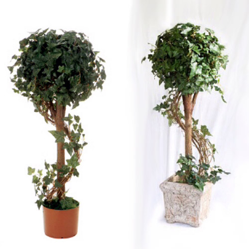 Boston Ivy Topiary 3' - Artificial Trees - Topiary Rentals