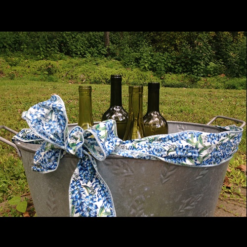 Wine Bottle Asst - Centerpieces & Columns