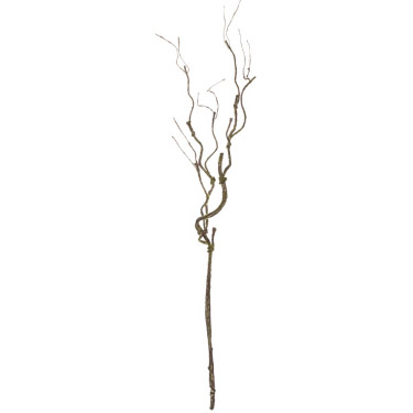 Twig with Moss - Artificial floral - artificial moss covered branches for sale