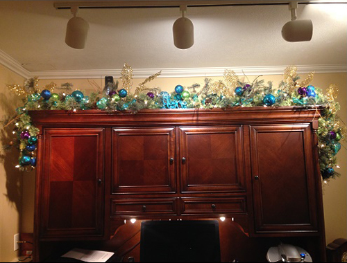 We decorate Corporate Offices - Idea Gallery - decoration rentals for my office - Christmas