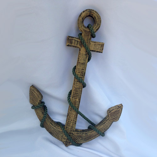 Anchor Decoration - Themed Rentals - Sailor Decorations
