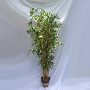Bamboo 7.5' - Artificial Trees & Floor Plants - Chinese decoration filler
