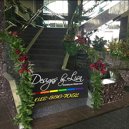 Corporate Building Decoration Ideas - Idea Gallery - Office Building Christmas decorators