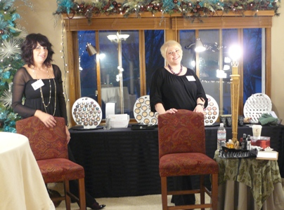 Salon Event in Minneapolis - Idea Gallery - Professional Christmas decorators & decorations
